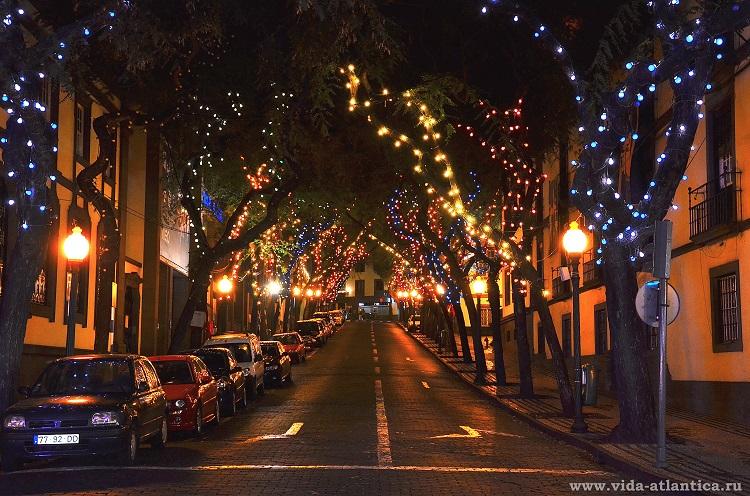Рождество и Новый год на Мадейре